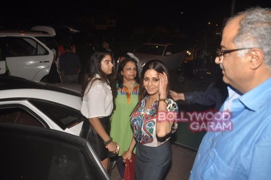 Sridevi and Boney Kapoor family time-8