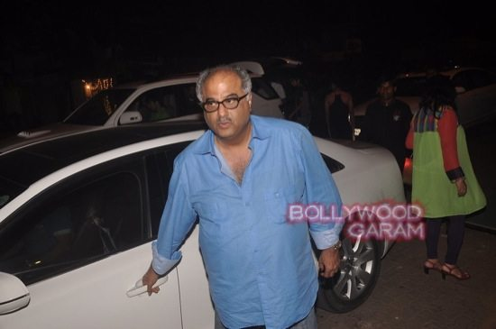 Sridevi and Boney Kapoor family time-9