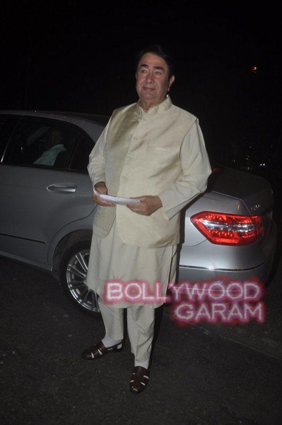 Stars at diwali bash ekta kapoor-1