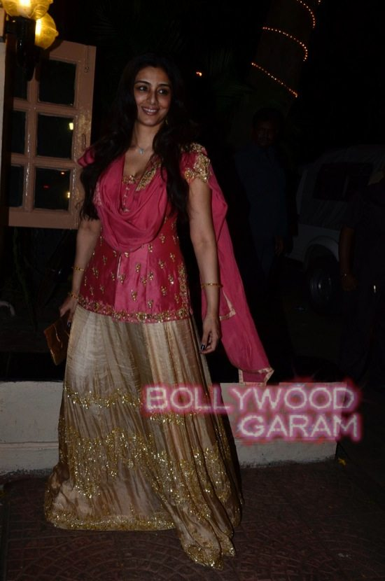 Stars at diwali bash ekta kapoor