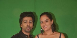 Richa Chaddha and Nikhil Dwivedi attend Tamanchey press event