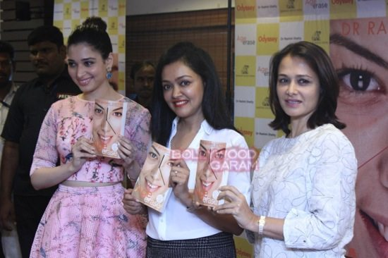 Tamannaah Bhatia_rashmi shetty book launch-0
