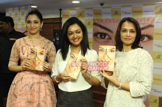 Tamannaah B_rashmi shetty book launch-1