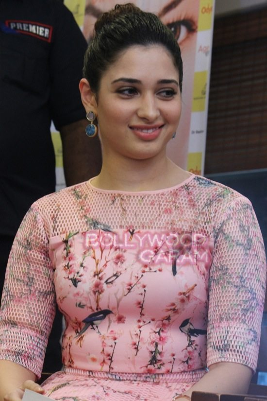 Tamannaah B_rashmi shetty book launch-4