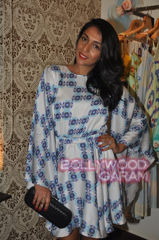 Tanishaa Mukerji at Nisha Chainani preview-2