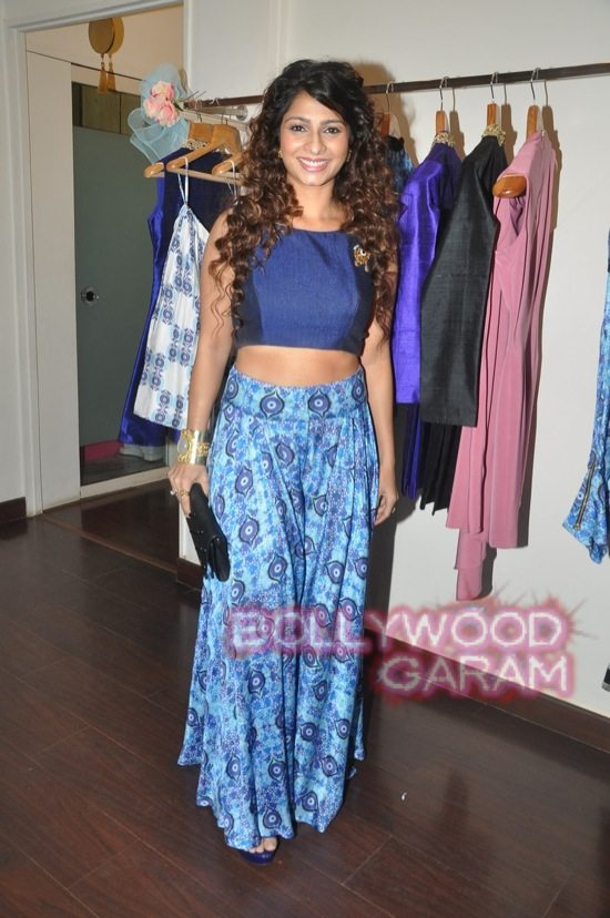 Tanishaa Mukerji at Nisha Chainani preview-3