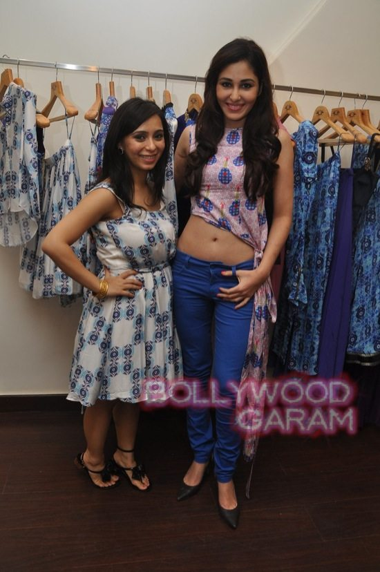 Tanishaa Mukerji at Nisha Chainani preview-6