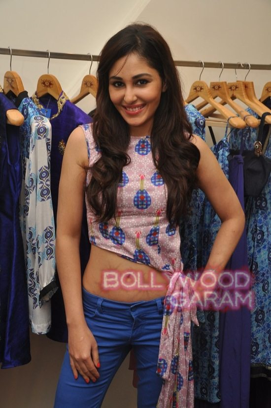 Tanishaa Mukerji at Nisha Chainani preview-8