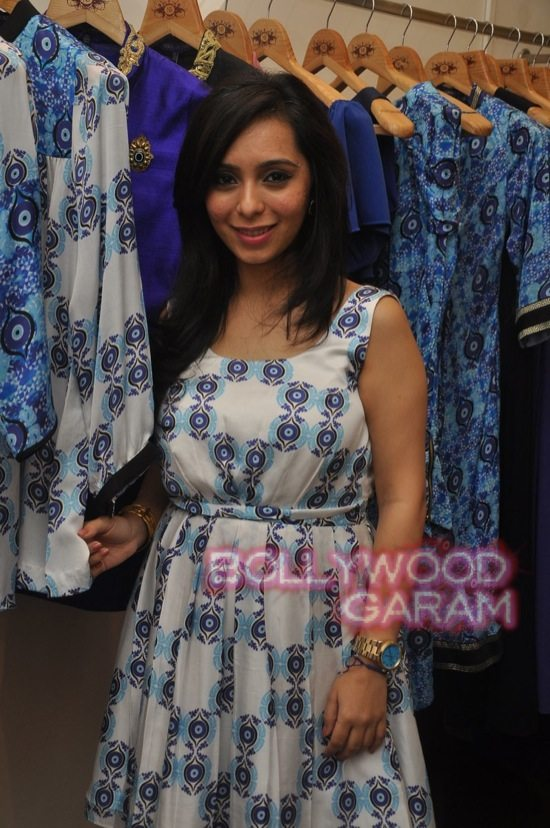 Tanishaa Mukerji at Nisha Chainani preview
