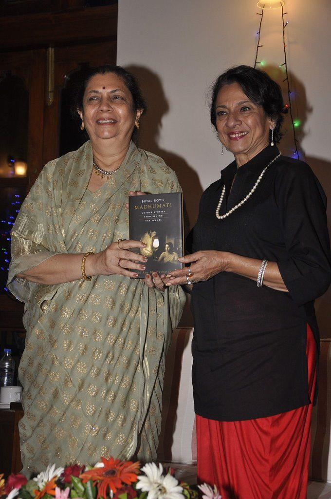 Tanuja Mukerji book launch