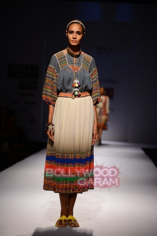 Tanvi K WIFW 2015 collection-0