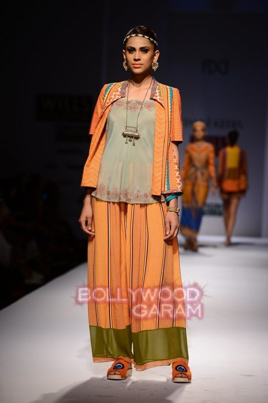Tanvi K WIFW 2015 collection-11