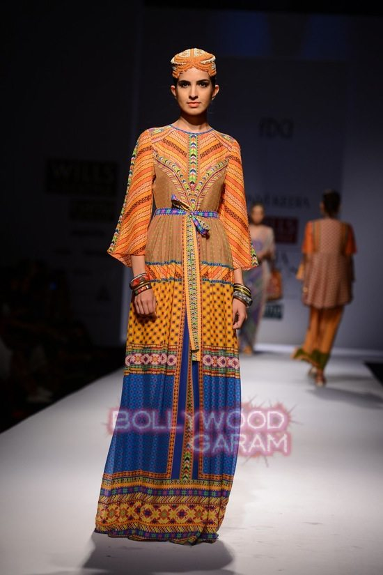 Tanvi K WIFW 2015 collection-12