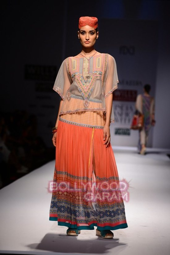 Tanvi K WIFW 2015 collection-14