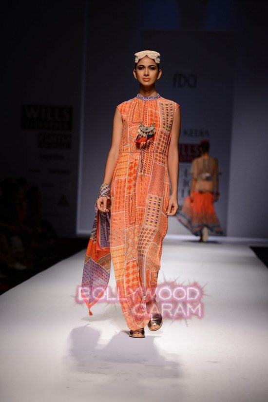 Tanvi K WIFW 2015 collection-15
