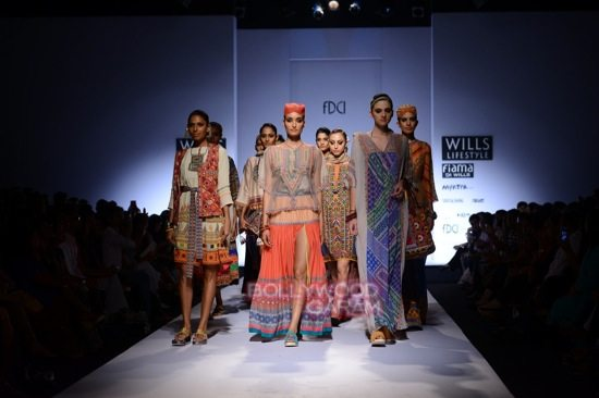 Tanvi K WIFW 2015 collection-16