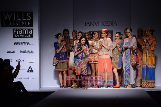 Tanvi K WIFW 2015 collection-18