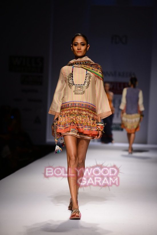 Tanvi K WIFW 2015 collection-2