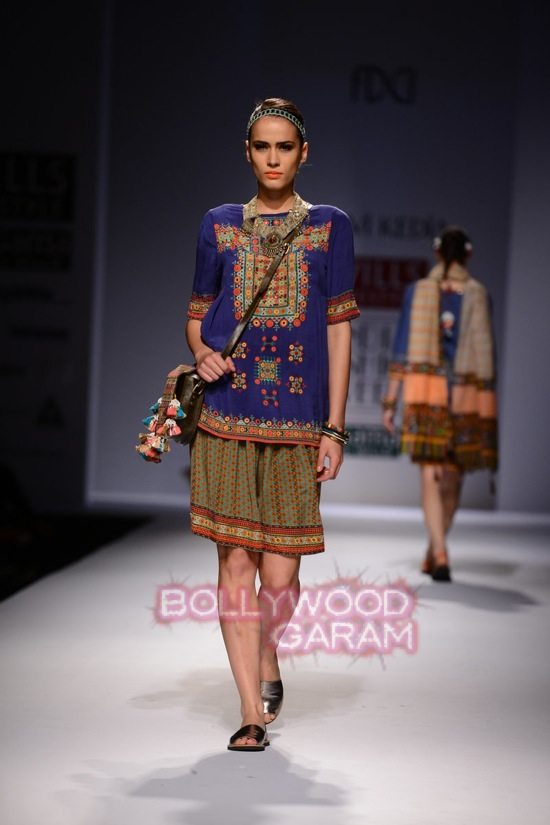Tanvi K WIFW 2015 collection-6