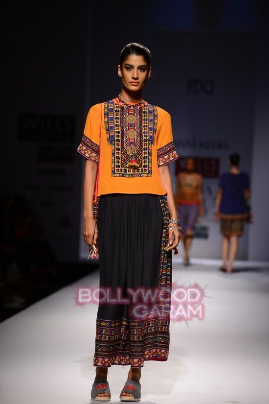 Tanvi K WIFW 2015 collection-7