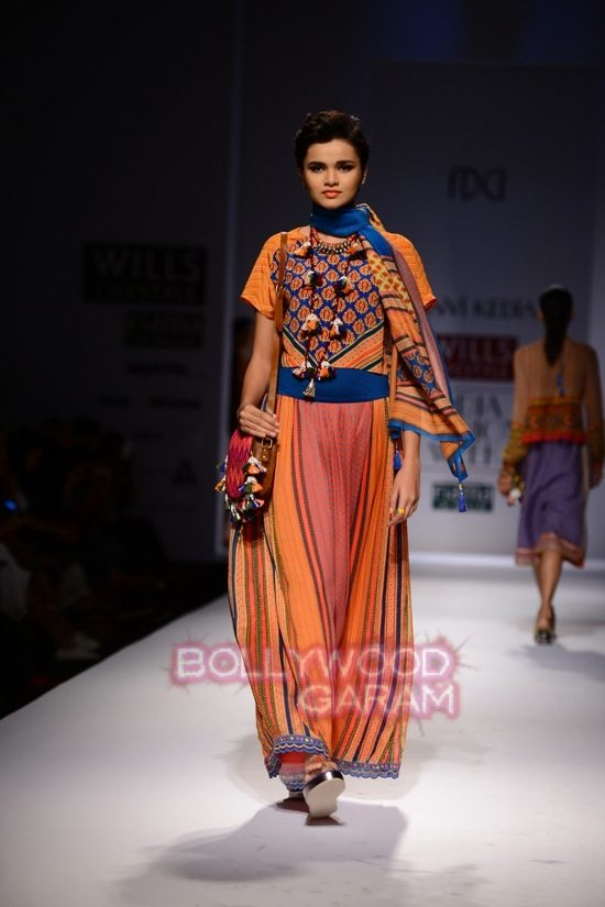 Tanvi K WIFW 2015 collection-9