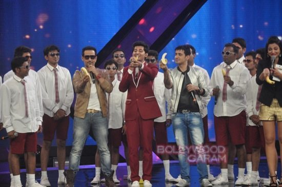 The Meet Bros on Indias raw star-11
