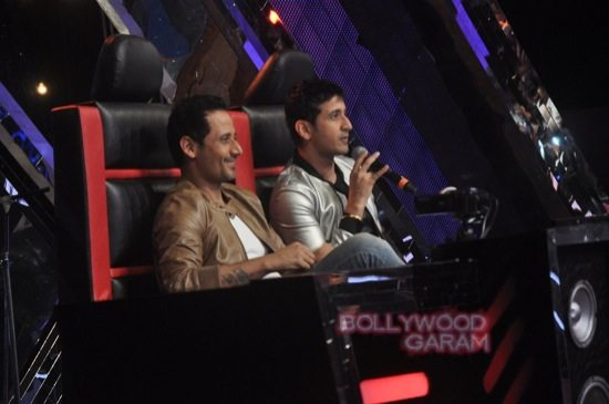 The Meet Bros on Indias raw star-4