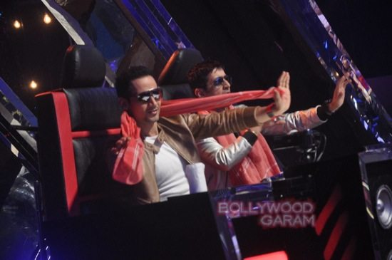 The Meet Bros on Indias raw star-7