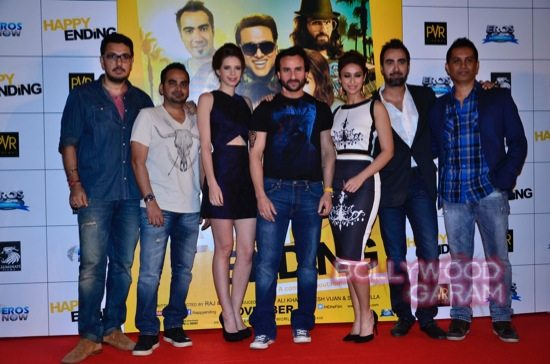 Trailer launch of Happy Ending-10