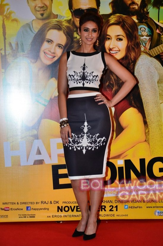 Trailer launch of Happy Ending-11