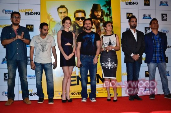 Trailer launch of Happy Ending-5