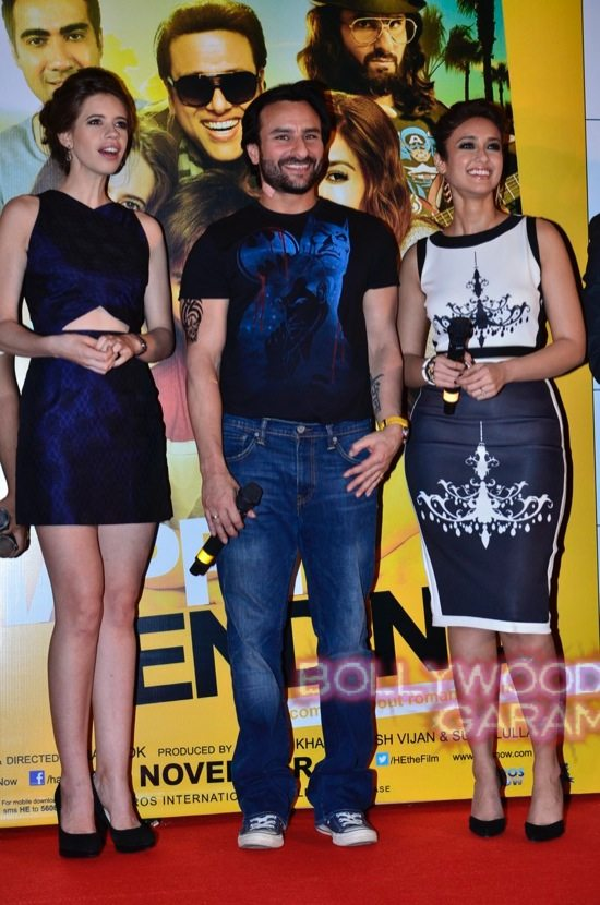 Trailer launch of Happy Ending-6
