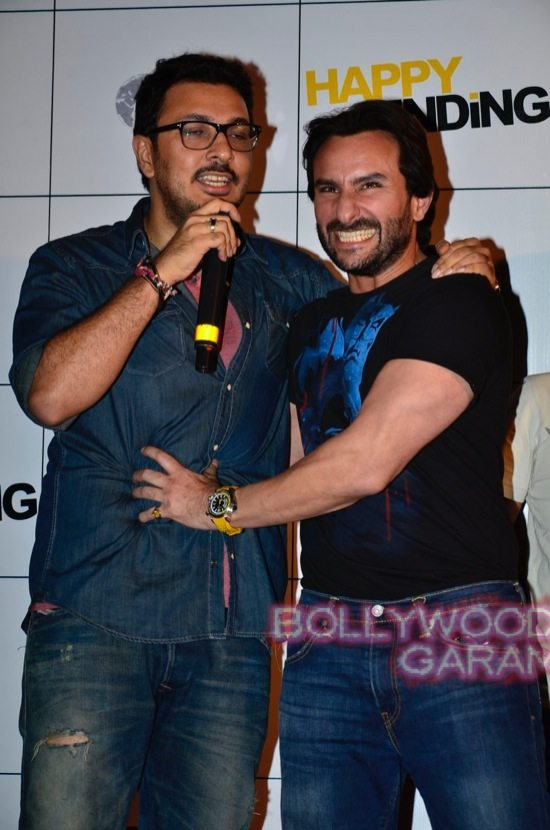 Trailer launch of Happy Ending-9