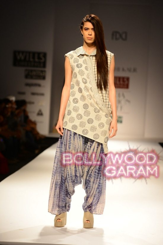 Urvashi Kaur at wLIFW 2015-2