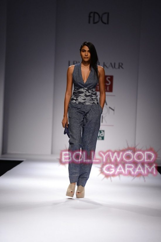 Urvashi Kaur at wLIFW 2015
