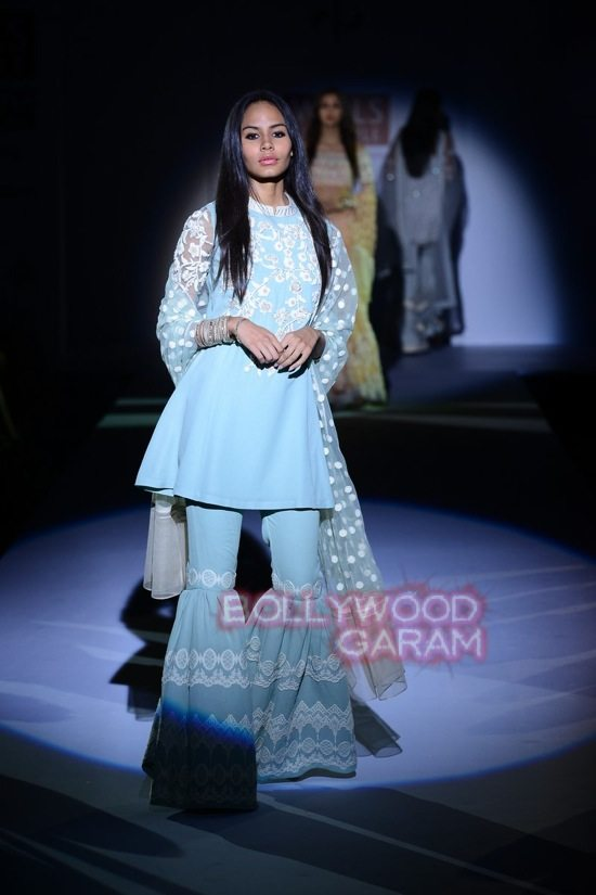 Vineet B_WIFW 2015 collection karva chauth-5