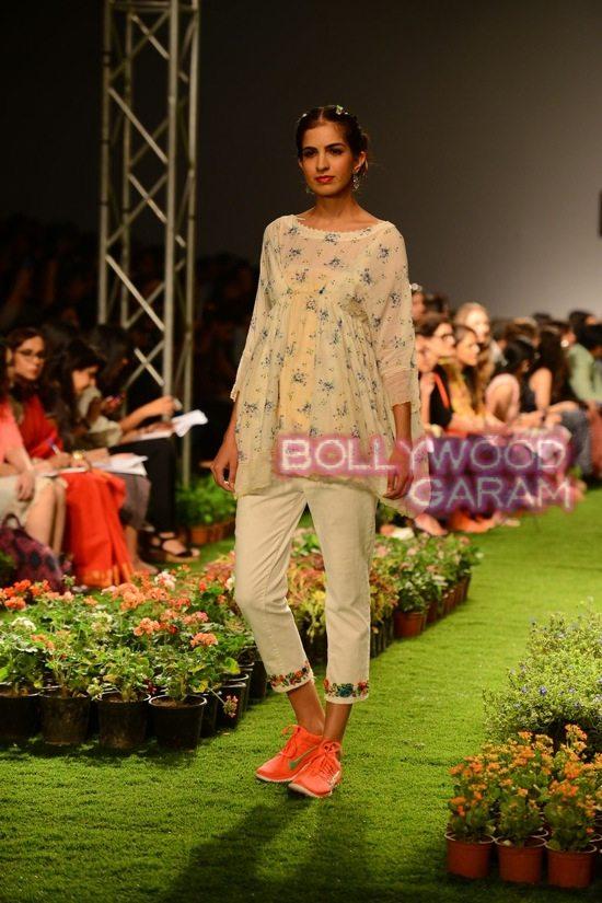 Wills Lifestyle India Fashion Week Spring Summer 2015