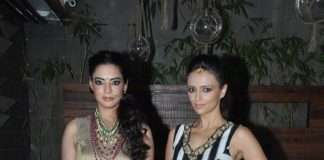 Roshni Chopra at Zeba Kohli's chocolate promotional event