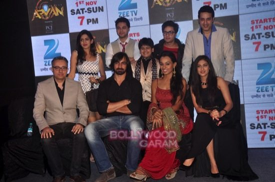 Zee TV_Maharakshak Aryan show-0