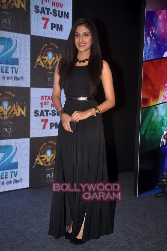 Zee TV_Maharakshak Aryan show-3