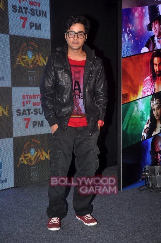 Zee TV_MaharakshakAryan show-7