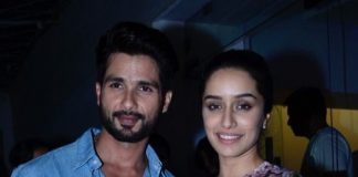 Bollywood celebs throng to attend 'Haider' special screening