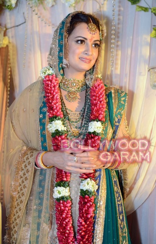Boman Irani's absence at Dia Mirza's wedding