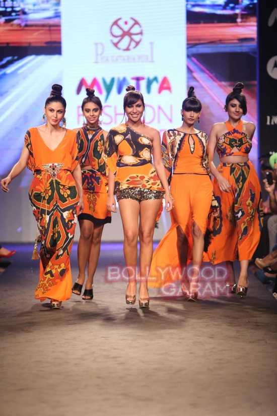 pria kataria boho myntra fashion week-1