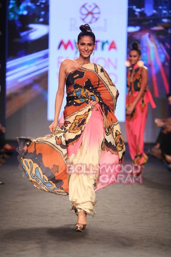pria kataria puri boho myntra fashion week