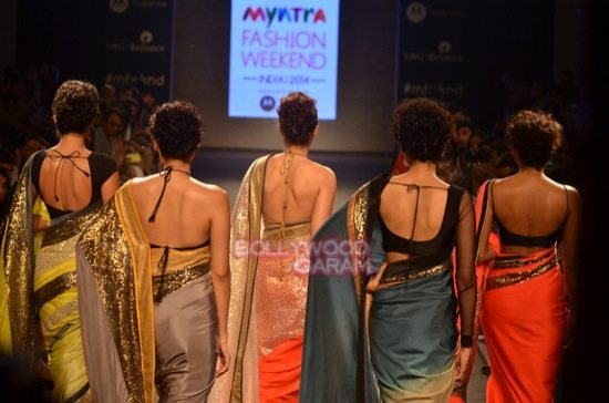 sunil grover gutthi myntra Fashion weekend -1
