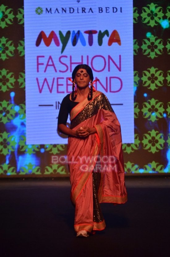 sunil grover gutthi myntra Fashion weekend -2