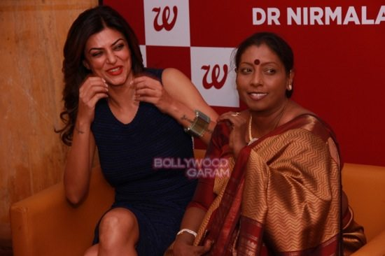 sushmita sen_Dr nirmala shetty book launch-3