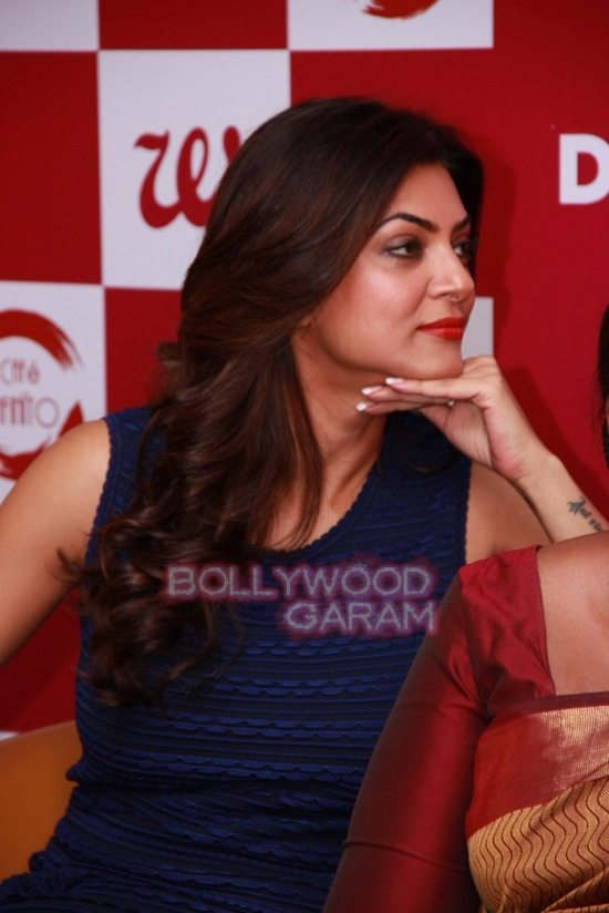 sushmita sen_shriya kishore_Dr nirmala shetty book launch-7