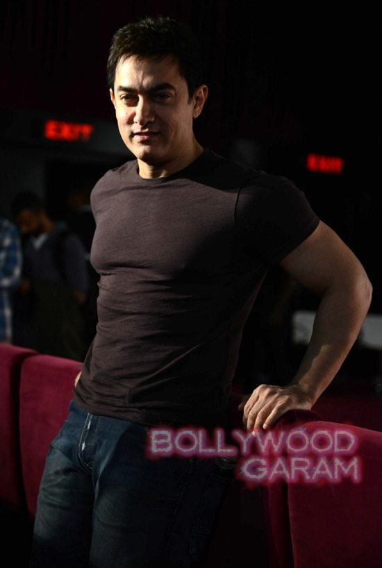 Aamir Khan launches song from P.K-1